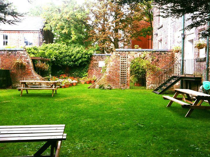 world peace café liverpool garden