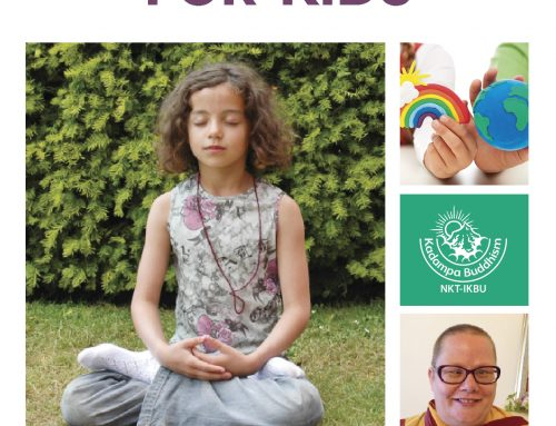 Meditation & Buddhism for Kids class