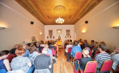 Meditation Day Course at KMC Liverpool