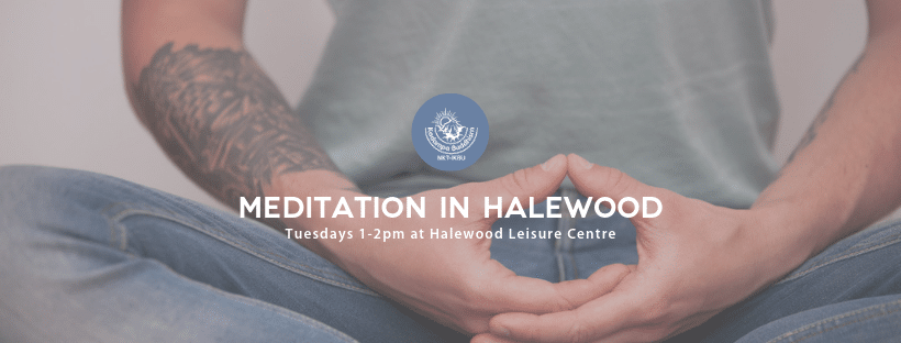 meditation classes in halewood