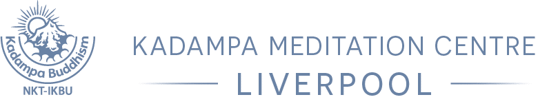 Kadampa Meditation Centre Liverpool Logo